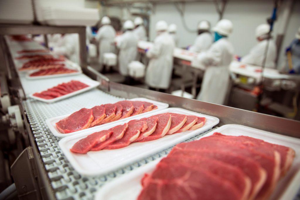 Schutz vor Schädlingen in der Lebensmittel-Produktion